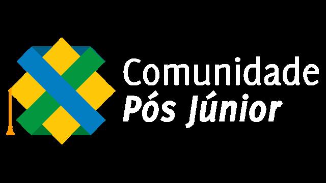 Logo comunidade pos junior mix