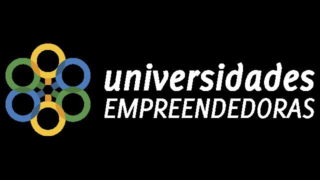 Logo universidades empreendedoras mix